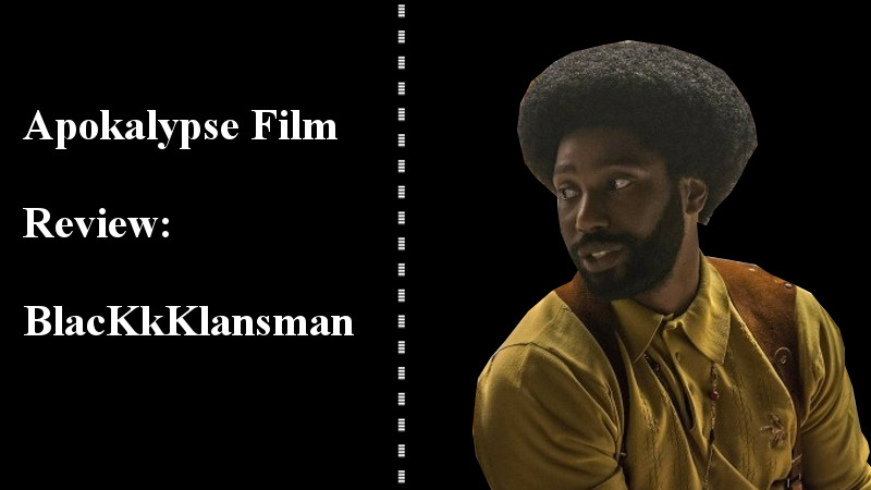 Review_BlacKkKlansman