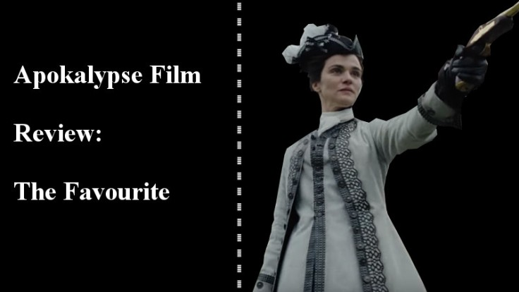 Review_TheFavourite
