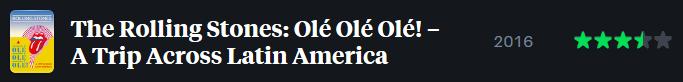 Ole Ole Ole