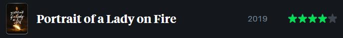 Potrait einer jungen Frau in Flammen